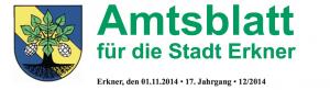 Amtsblatt Erkner